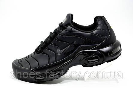 Мужские кроссовки в стиле Nike Air Max TN, All Black, фото 2