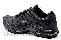 Мужские кроссовки в стиле Nike Air Max TN, All Black, фото 3