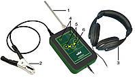 ADD350D Двухканальный автомобильный стетоскоп