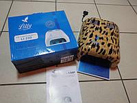 УФ лампа для нар.ногтей LILYна 36 Вт с таймером фирмы ГЛОБАЛ, фото 1