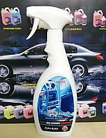 Полироль-очиститель пластика Plastik servis глянцевый блеск (500 мл) триггер Diakem, фото 1