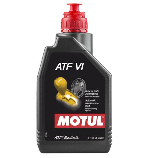 Масло трансмиссионное Motul ATF VI 1L