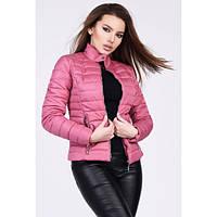 Розовая женская куртка в Украине. Сравнить цены, купить ... f8045753b07