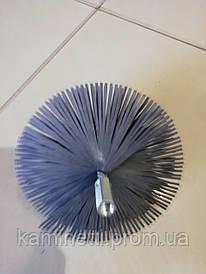 Ершик для чистки дымохода круглый ф 350 мм