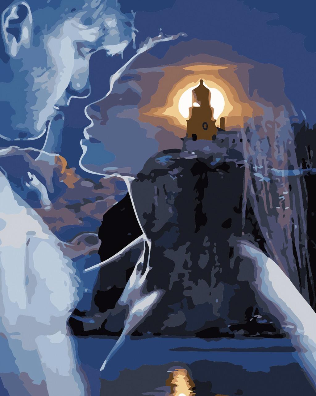 Художественный творческий набор, картина по номерам Свет любви, 40x50 см, «Art Story» (AS0446)
