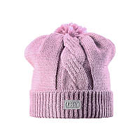 Зимняя шапка для девочки Lassie by Reima 728692 - 5120. Размер S, М и L., фото 1