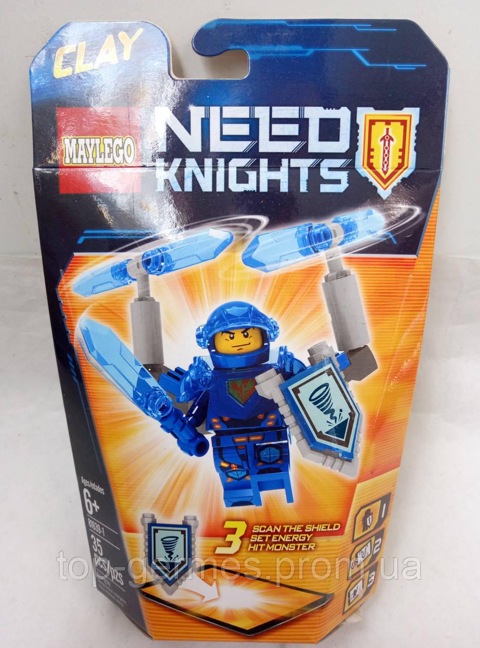 "Конструктор NEED knights ""GLAY"" 35шт"