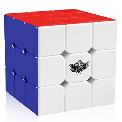 Кубик D-FantiX Cyclone Boys 3x3 Speed Cube Stickerless