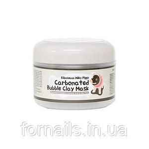 Кислородная маска на основе глины Elizavecca Milky Piggy Carbonated Bubble Clay Mask, 100 мл