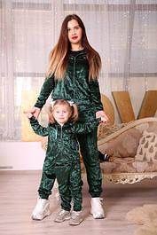 Костюмы для мамы и дочки Family look