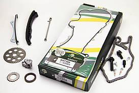 Комплект цепи ГРМ Opel Combo 1.3JTD/CDTi 2004- (цепь,натяжитель,башмак,прокладка)