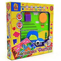 Настольная игра Fun Game Кольорова фантазия (Цветная фантазия) 7296