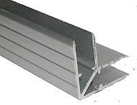 FREE CASE ADL0930 (6107), Профиль алюминиевый угловой для фанеры 9 мм