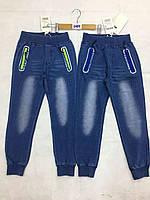 Штаны для мальчиков под джинс оптом,F&D, размеры 8-16 лет, арт. 5483