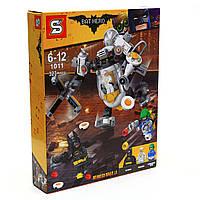 Конструктор Бэтмен - Битва за еду робота яйцеголового 1011
