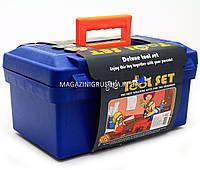 Набор строительных инструментов для детей T106D (в чемодане)