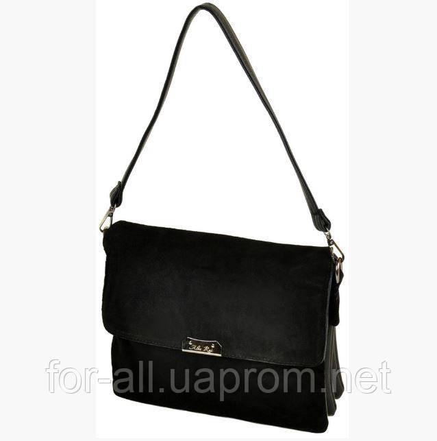 Фото женской сумки клатча чернойHМL105-Z