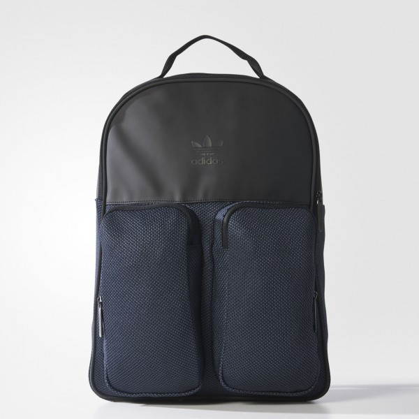 2b1ed2511a9f Спортивный рюкзак Adidas Classic Backpack Black BR5343 - Интернет магазин  Tip - все типы товаров в