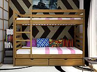 Ліжко Трансформер-1, дерев'яна, фото 1