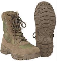 Тактичні черевики на блискавці з утеплювачем Thinsulate MilTec A-TACS, фото 1