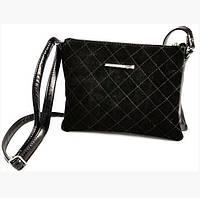 Женская замшевая сумка клатч HМL105-Z, фото 1