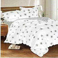 Комплект постельного белья ТЕП евро размера Зірка