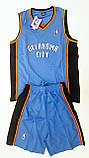 "Баскетбольная форма ""OKLAHOMA CITY"" взрослая, фото 2"