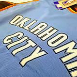"Баскетбольная форма ""OKLAHOMA CITY"" взрослая, фото 6"