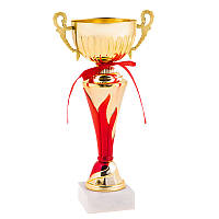Кубок А23В, h=34 см, красный
