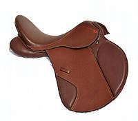 Сідло для коня універсальне 17,5 C, фото 1