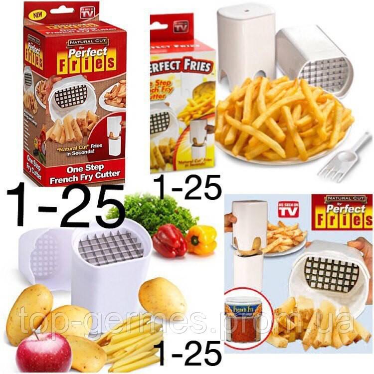 Прибор для нарезки картошки фри