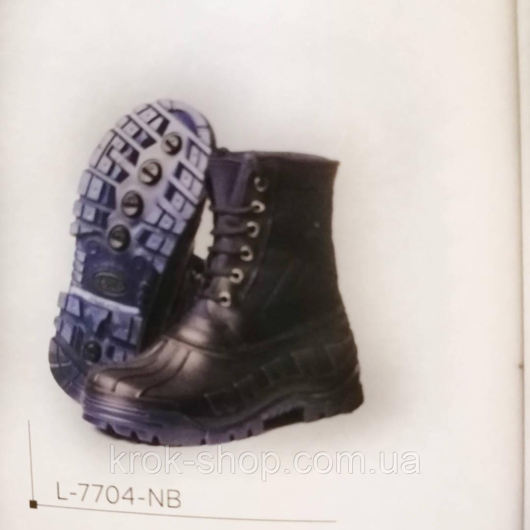 Сапоги мужские зимние на шнуровке Оскар Литма оптом