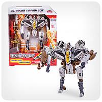 Трансформер-робот «Праймбот» (Истребитель) 17 см (8112)