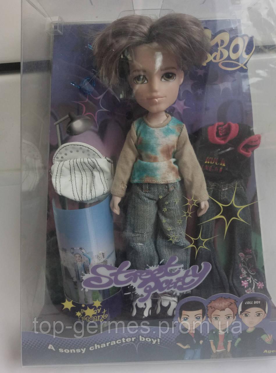 Кукла Brala boy с акссесуарами