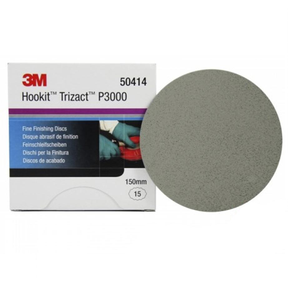 Круг абразивний, полировочный 3М Trizact™ P3000 (50414)