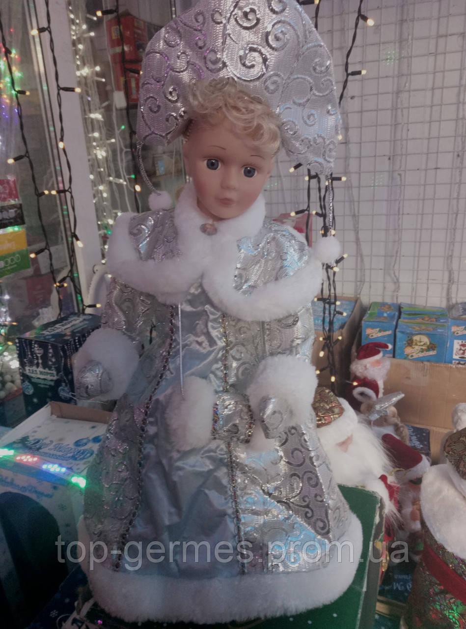 Шикарная снегурка под елку