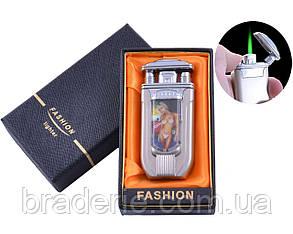 Зажигалка подарочная в коробочке XT-10 Девушка, фото 2