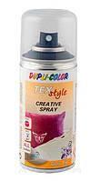 Краска для ткани Dupli-Color Textil Spray аэрозоль 150мл. Черный