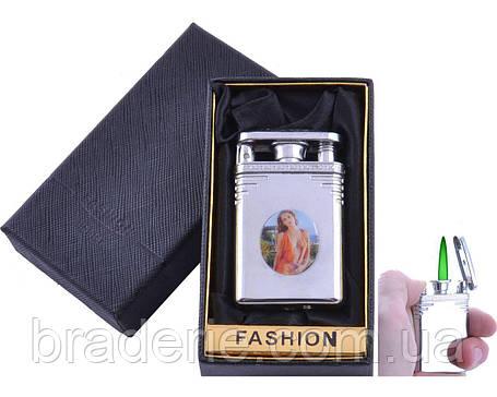 Зажигалка подарочная в коробочке XT-11 Девушка, фото 2