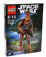 Конструктор Звёздные войны Star Wars Space Wars арт. 324 Чубакка CHEWBACCA 179 дет.