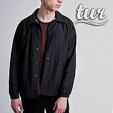 Ветровка черная мужская Брэддок (Braddock) от бренда ТУР размер S, M, L, XL