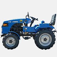 Трактор DW 150RXL + плавающая фреза 120 см.