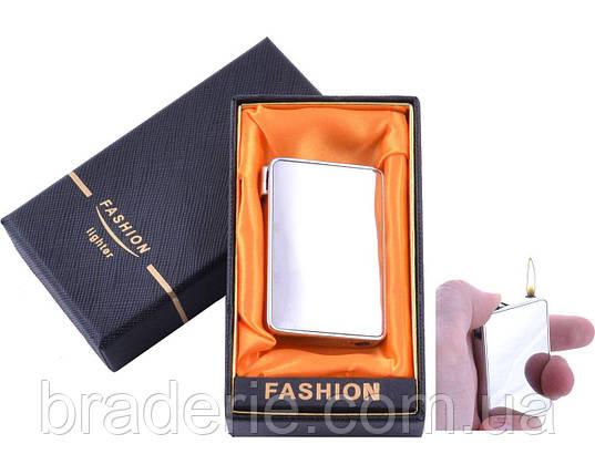 Зажигалка подарочная в коробочке XT-8 Зеркало, фото 2