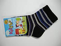 Полосатые мальчиковые носки