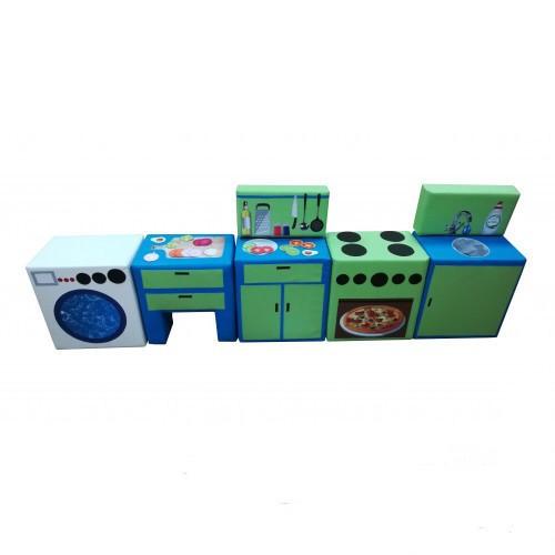 Безкаркасні кухня для малюків