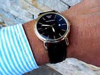 Мужские часы наручные часы Armani золото, магазин мужских часов, магазин мужских часов