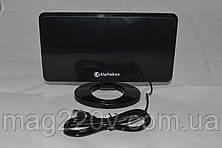 Телевизионная антенна Alphabox AL-016 (комнатная)