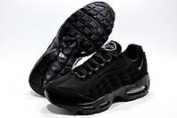 Кроссовки унисекс в стиле  Найк Air Max 95, Чёрные