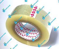 Скотч упаковочный прозрачный. Липкая лента. Ширина 48 мм, длина 300 м., фото 1