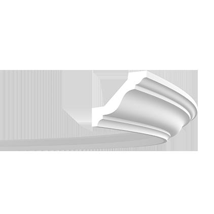 Карниз гнучкий Європласт 1.50.299 (45x37)мм